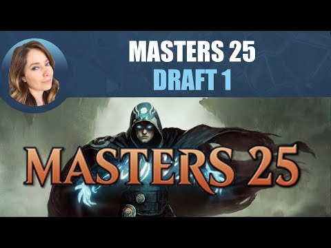 Masters 25 Draft #1 / Magic: The Gathering