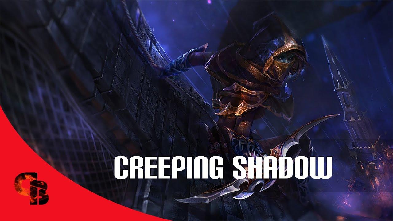 how to get creeping shadow set dota 2