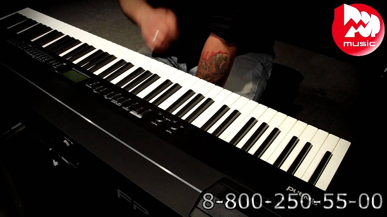 Электропианино YAMAHA NP-32 - YouTube