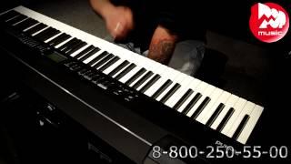 видео Цифровые фортепиано Roland