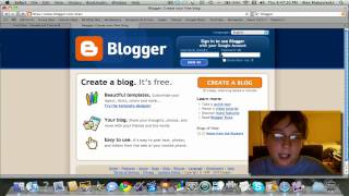 iWeb RSS Blog Feed Tutorial
