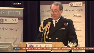 First Sea Lord Warns New Aircraft Carriers Are Crucial 01.07.14