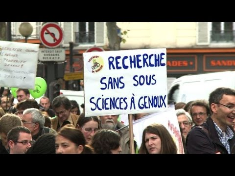 science à genoux