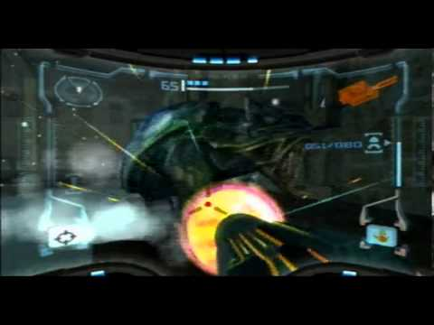 Let's Play Metroid Prime (Trilogy) Part 13 - Wave Goodbye To Bombus
