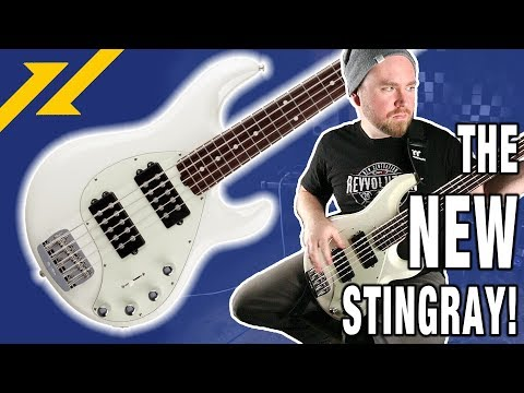 2018 Music Man Stingray Special Bass Review