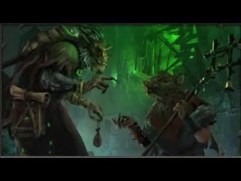 Total War: Warhammer 2 #23 - Пушки варп-молний в деле! (за Скавенов)
