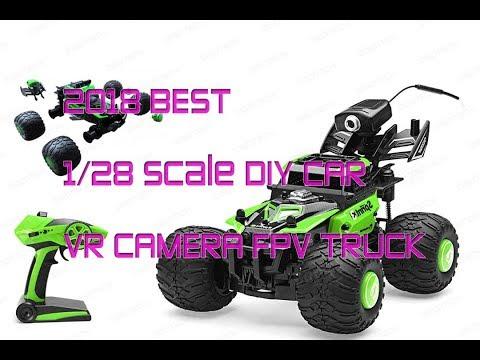 ZIGO TECH  1:28 DIY AND ASSEMBLY  2.4G VR REMOTE CONTROL CAR