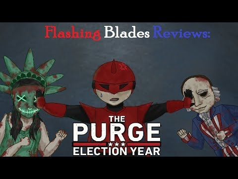 Independence Day Special | The Purge: Election Year Review