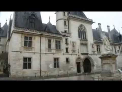 The most romantic place: France at Christmas - Bourges and Orleans