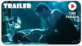 AVENGERS 4: END GAME (2019) - Trailer Oficial en Español [HD]