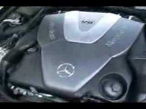 mercedes benz e 400 cdi w211 engine youtube. Black Bedroom Furniture Sets. Home Design Ideas