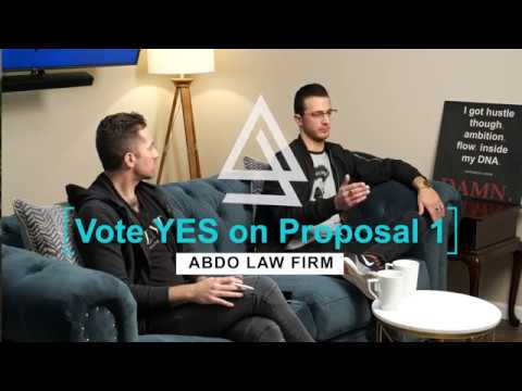 Michigan - Vote YES on Proposal 1 by Abdo Law