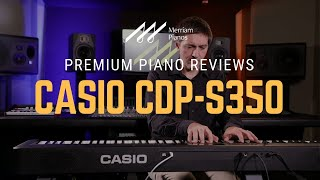 Casio CDP-S350 Compact Digital…