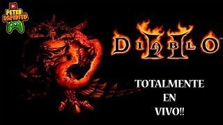[PC] Diablo 2 - Parte 1 - Jugamos con la Asesina!!!