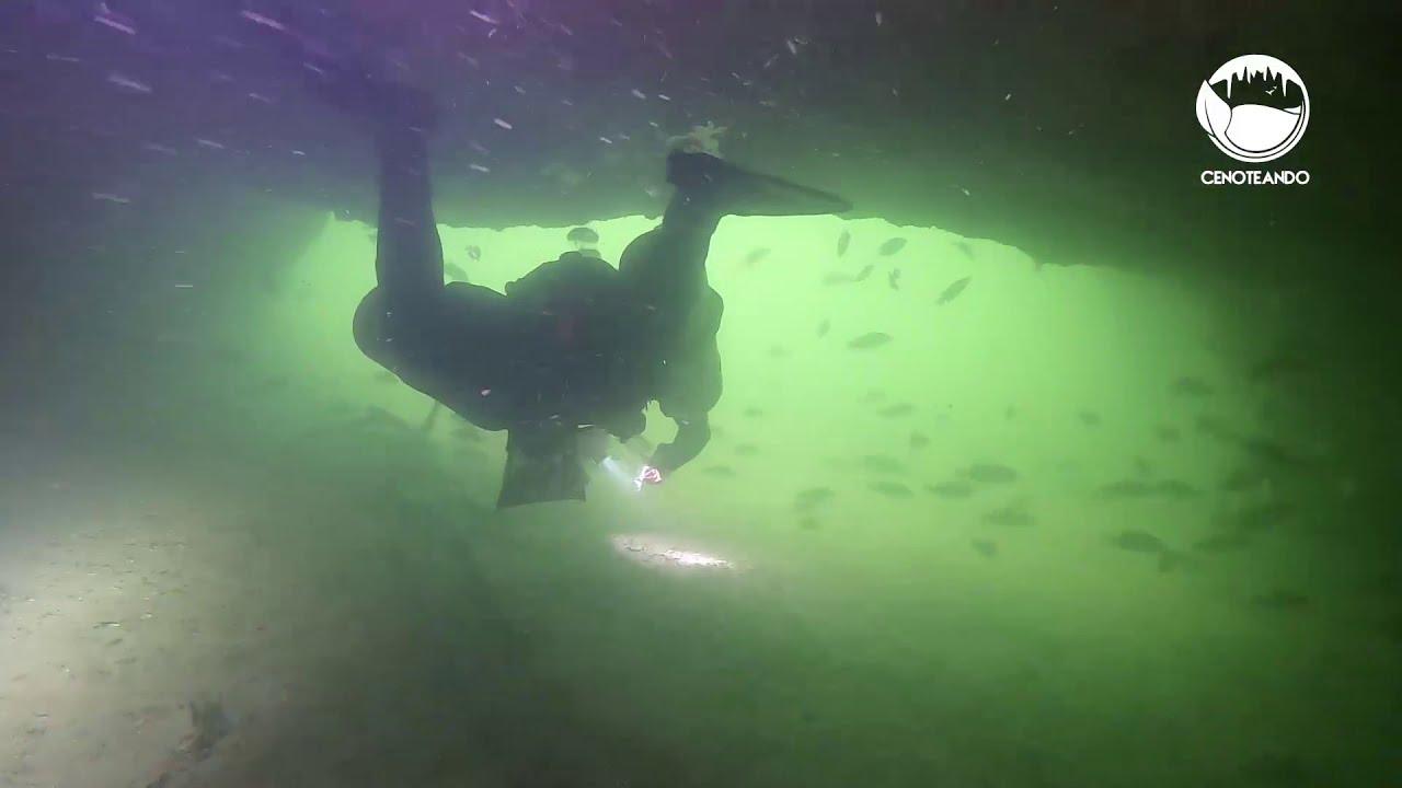Expedición a Xcalak - Cenoteando 2020