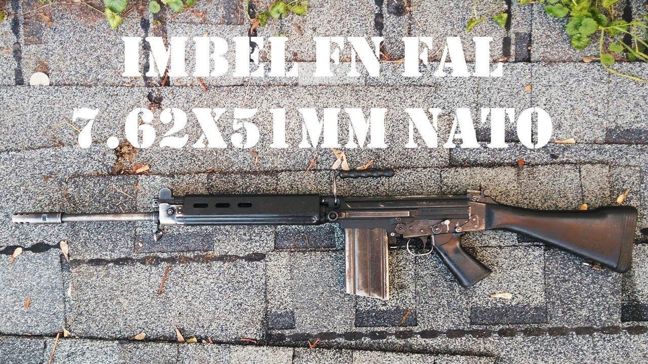 Imbel FN FAL Built on Coonan Inch Pattern Receiver