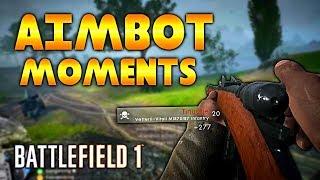 EPIC NOSCOPES - Battlefield 1 Highlights #77 PC