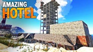 The Most GENEROUS Player in the Game - Rust Hotel