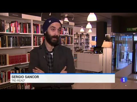 Re-Read librería Lowcost abre en Madrid en RTVE 1