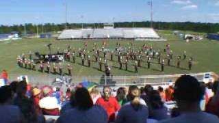Terry Parker Marching Braves @ Sound of Silver Competition