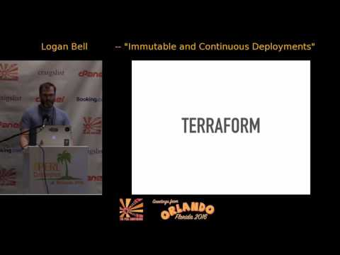 Immutable and Continuous Deployments