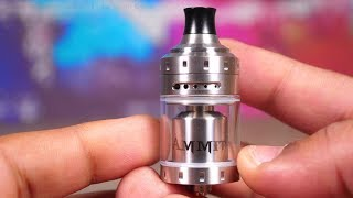 Build,Vape,and REVIEW! Geekvape Ammit MTL RTA! VapingwithTwisted420