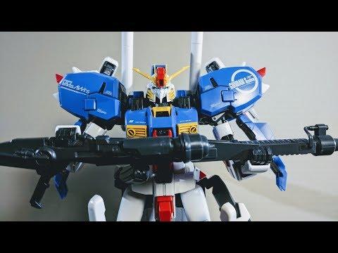 Gunpla Reviews - Master Grade S Gundam