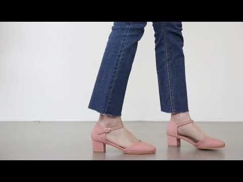 예쁘고 편한 신발은? 메리제인! 꽃보다너 메리제인!