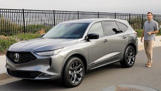 2022 Acura MDX Test Drive Video Review