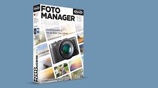 MAGIX Foto Manager 15 Deluxe (DE) - Bilderdatenbank