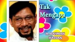 MTV Karaoke Ori - Dato' A. Rahman Hassan - Tak Mengapa