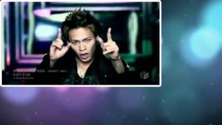 KAT-TUN「KISS KISS KISS」は、KAT-TUNの24枚目のシングル。 亀梨和也主...