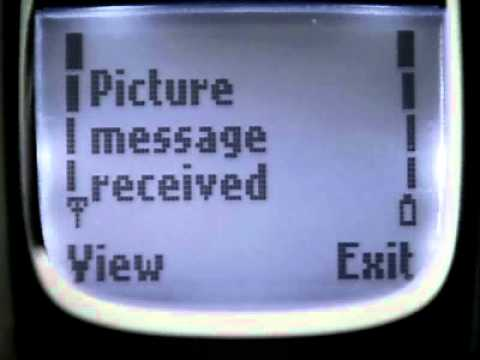 Nokia 8850 video commercial from cd