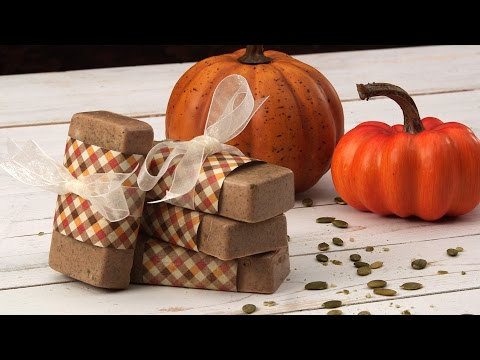 Pumpkin Spice Soap | Southern Living