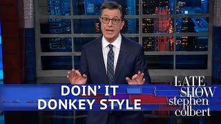 Doin' It Donkey Style: Amy Klobuchar's Early 2020 Woes