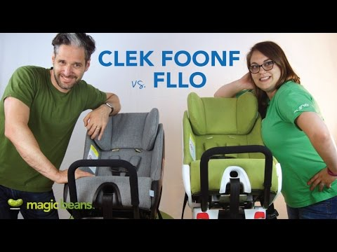 Clek Foonf Review 50lbs Rf Safety Installations Parisons The Car Crash Detective