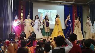 Fashion Show @ Indralok Orpington Diwali 2018 by Nishi Singh and Team