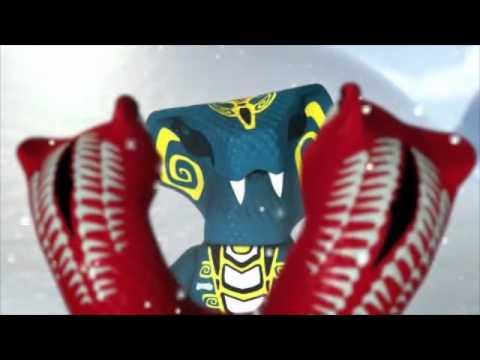 Lego 174 Ninjago 2012 Episode 4 1 Stol Aldri P 229 En Slange