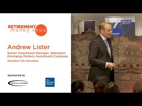 Andrew Lister , Senior Investment Manager, Aberdeen Emerging Markets Investment Company