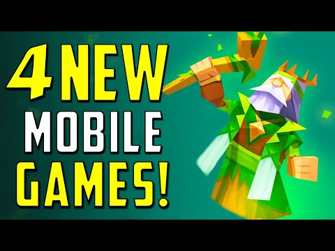 4 BEST Mobile Games Of The Week (Divine Legends, Game Of Thrones + More!) | TL;DR Reviews #93