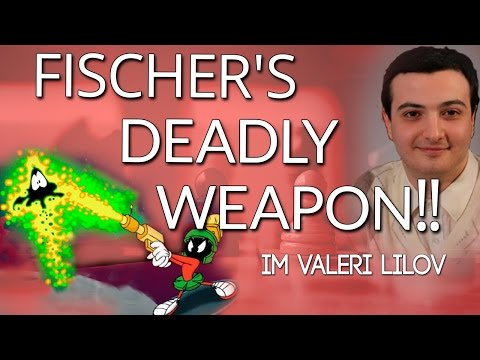 Bobby Fischer's Deadly Weapon with the Ruy Lopez! IM Valeri Lilov (Webinar replay)