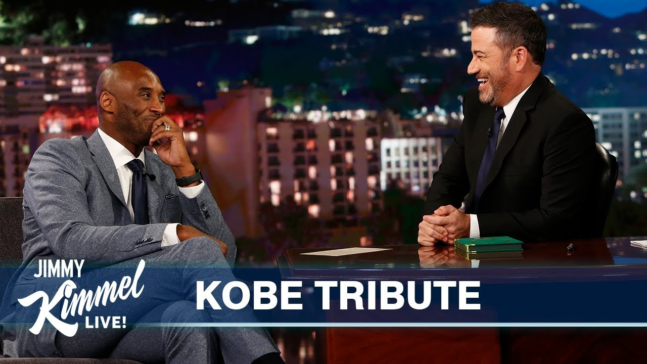 Kobe Bryant: Jimmy Fallon and other comedians pay tribute