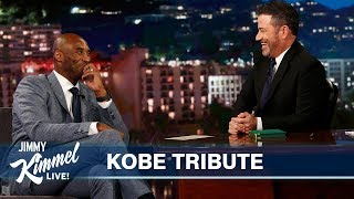 Download lagu Jimmy Kimmel Remembers Kobe Bryant