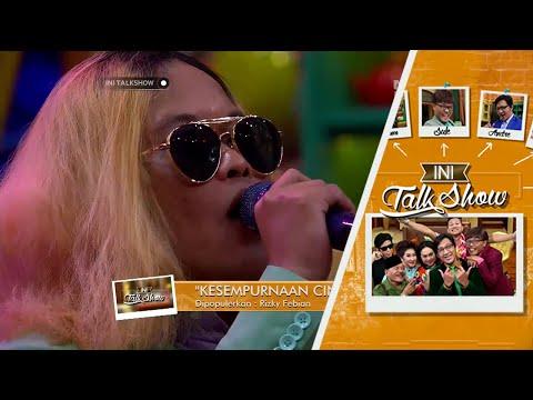 Rizky Febian - Kesempurnaan Cinta (Rock Version Cover by Sule)