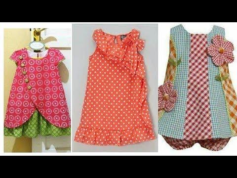 b483935d7499 Latest frock designs for kids kids formal wear Dress Design 2018 ...
