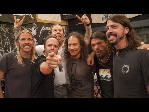 Metallica: Death on the Radio with Dave Grohl & Taylor Hawkins [AUDIO ONLY]