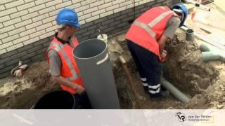 Vetafscheiders leveren en installeren - Van der Velden Rioleringsbeheer
