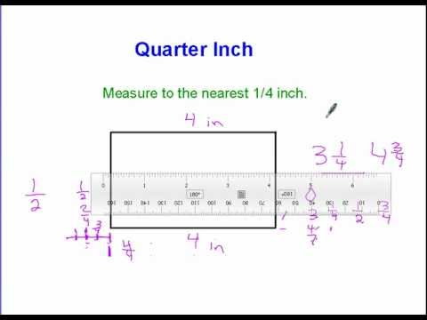 Quarter Inch Tutorial Youtube