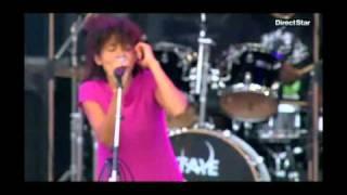 Nneka - Valley  @ Vieilles charrues 2009.avi