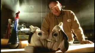 Gary Garlic has a bad day. In this darkly hysterical commercial for...